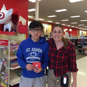 Target West Chester Donation