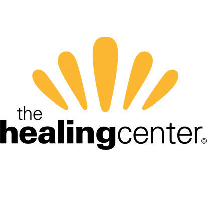 the healing center logo