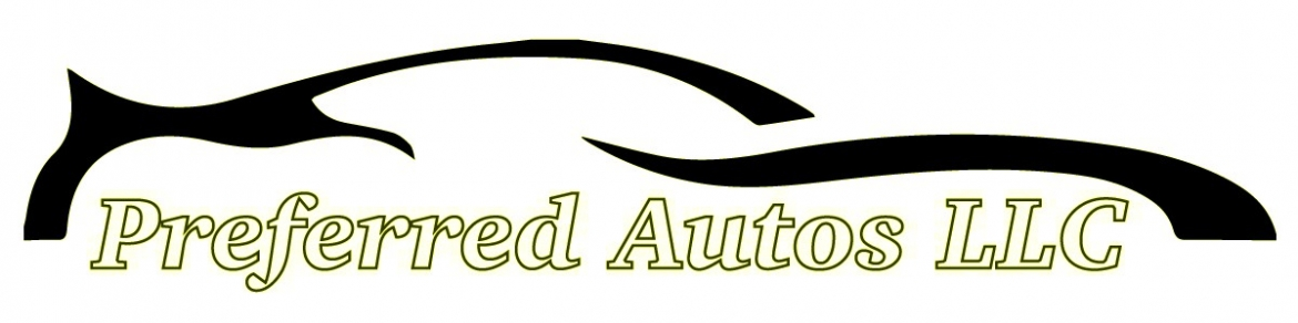 logo for preferred autos llc